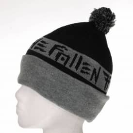 Fallen Arise Pom Pom Beanie Grey/Black