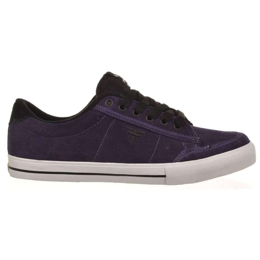 Fallen Fallen Bomber Dk Purple/Black Skate Shoes - Fallen from Native