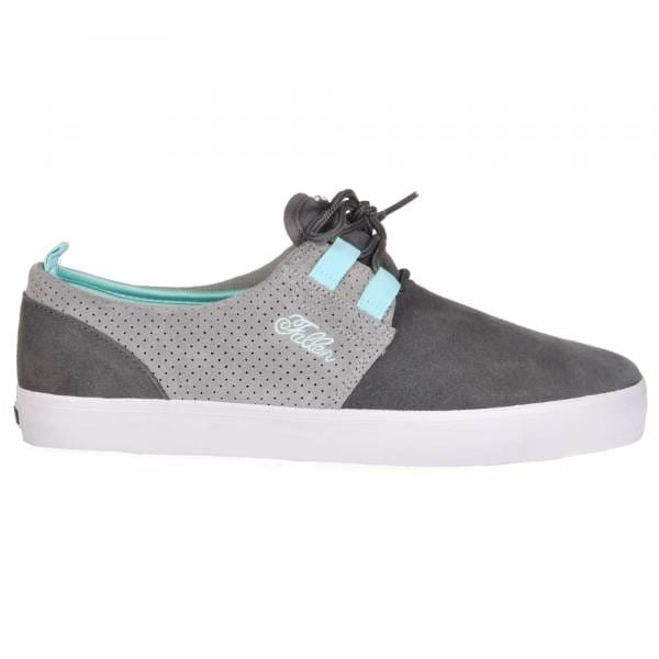 74b3ad48bd9b0 Fallen Fallen Capitol Skate Shoes - Pewter Grey/Cement Grey