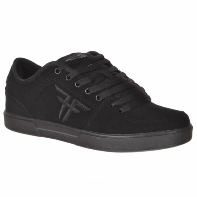 33459a3ed3ef Fallen Patriot 2 Black Ops Skate Shoe - Mens Skate Shoes from Native ...