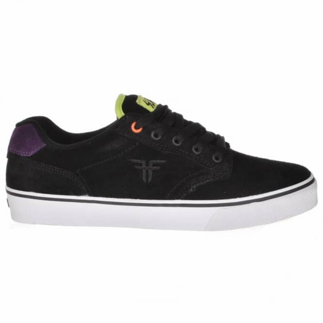 Fallen Fallen Kids Slash Black/Taffy 2 Youth Skate Shoes