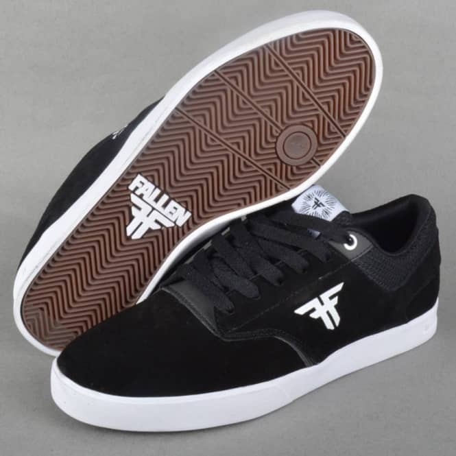 Fallen The Vibe Skate Shoes - Black
