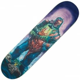 Fallout Everslick Skateboard Deck 8.25
