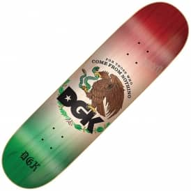 Familia Team Skateboard Deck 8.25