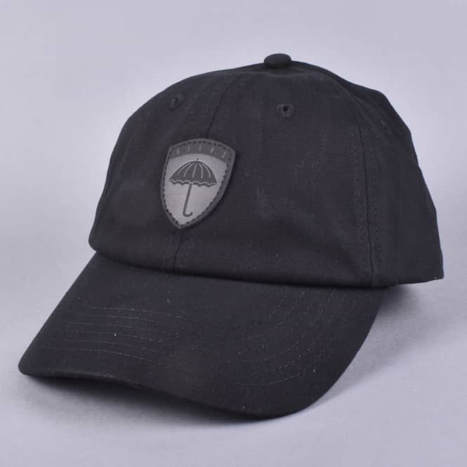 Helas Caps Fan Cap - Black
