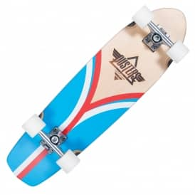 "Flashback Cruiser Skateboard (8.25"" x 31"")"