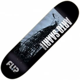 Flip Skateboards Saari Side Mission Vanuata Skateboard Deck 8.5""