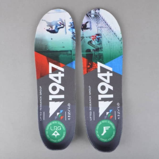 Footprint Insoles Kingfoam Elite Insoles - Footprint x LRG