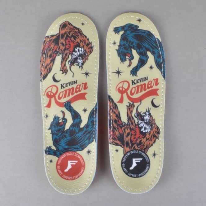 Footprint Insoles Kingfoam Orthotic Insoles - Kevin Romar