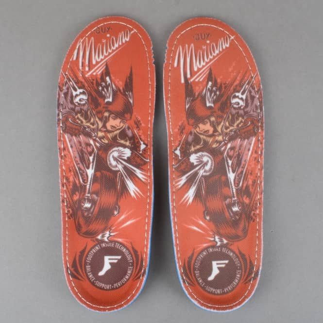Footprint Insoles Mariano Gamechanger Othotics