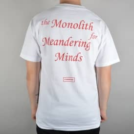 Format Systems Monolith Skate T-Shirt - White
