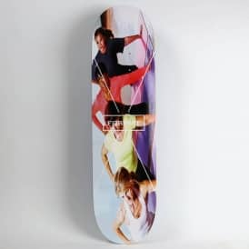Stock Mom Skateboard Deck 8.25