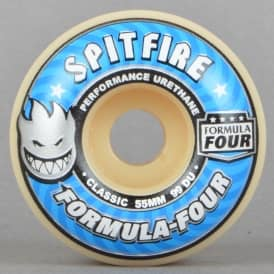Formula Four Classic 99D Skateboard Wheels 55mm