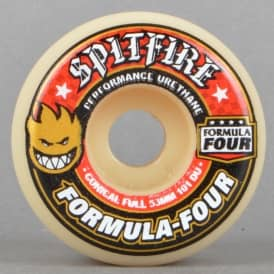 Formula Four Conical Full 101D Skateboard Wheels 53mm