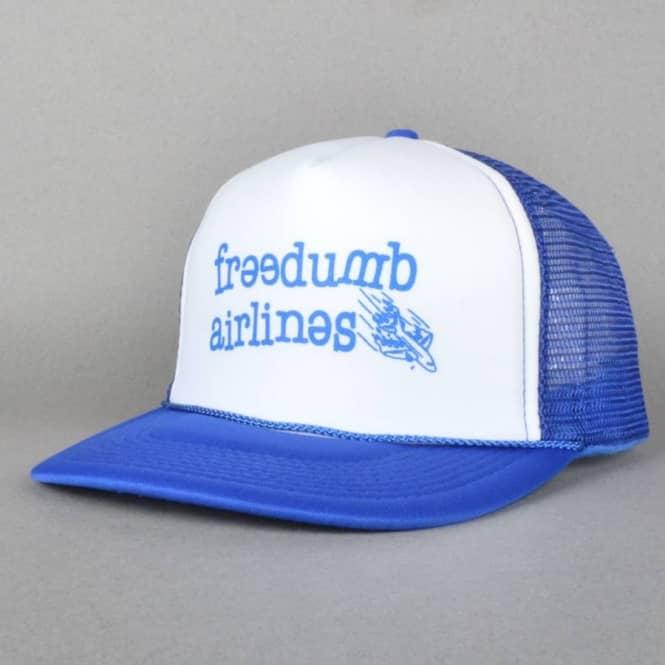Airline Mesh Cap - Blue