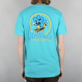 Fresh OG Skate T-Shirt - Baby Blue