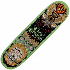 Friends of the Forest Gregson Lion Skateboard Deck 8.5""