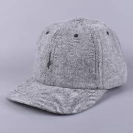 Gang Logo Pepper Strapback Cap - Grey