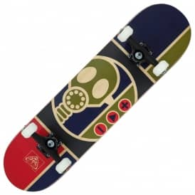 Gas Mask Complete Skateboard 8.0