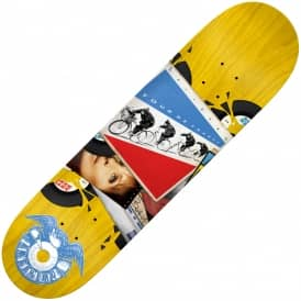 Gerwer Studio 18 Records Skateboard Deck 8.25