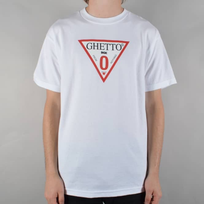 DGK Ghetto Skate T-Shirt - White