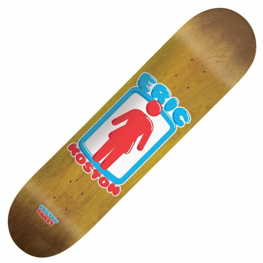 Girl Skateboards Girl Eric Koston Pretty Sweet Skateboard ...