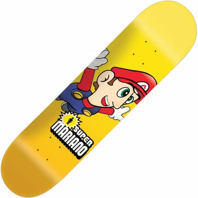Girl skateboards girl guy mariano super mariano deck 78 girl skateboards girl guy mariano super mariano deck 78 skateboard decks from native skate store uk voltagebd Gallery