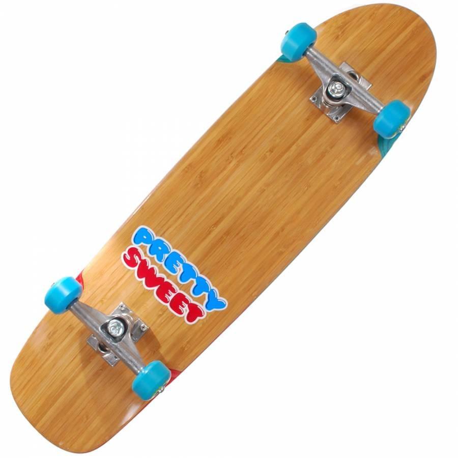 girl skateboards girl skateboard pretty sweet bamboo. Black Bedroom Furniture Sets. Home Design Ideas