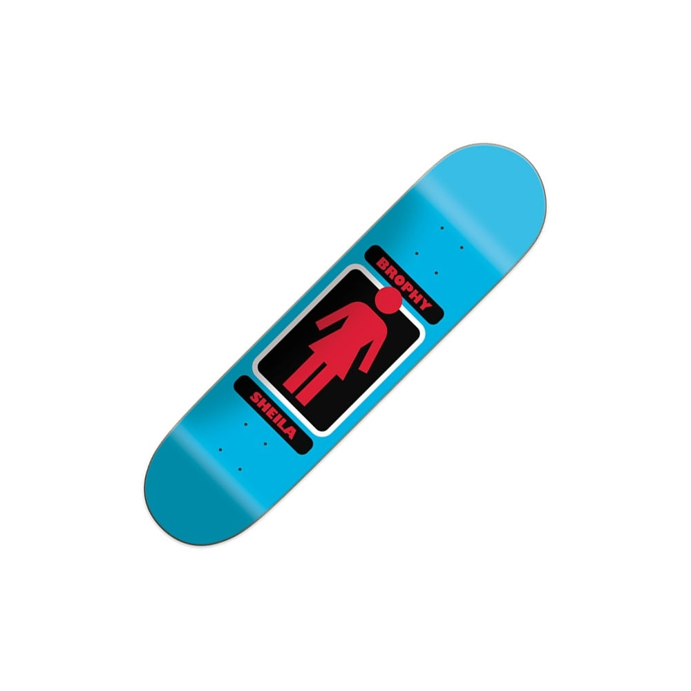 827309ca2f0 Girl Skateboards Girl Skateboards Andrew Brophy Classic OG Skateboard Deck  8.25