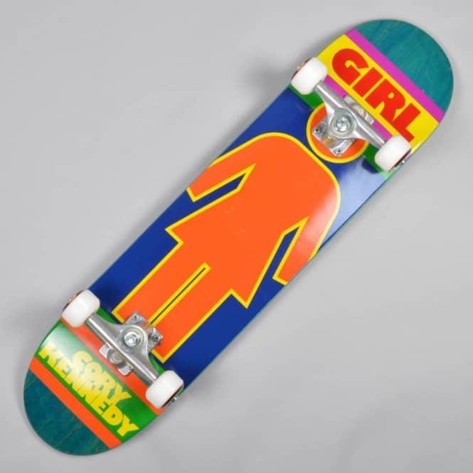 Cory Kennedy Mega Jamz Complete Skateboard 7 625
