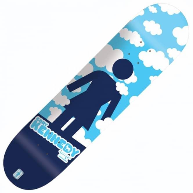 4c4dc66d5c33 Girl Skateboards Girl Cory Kennedy Crail Clouds Skateboard Deck ...