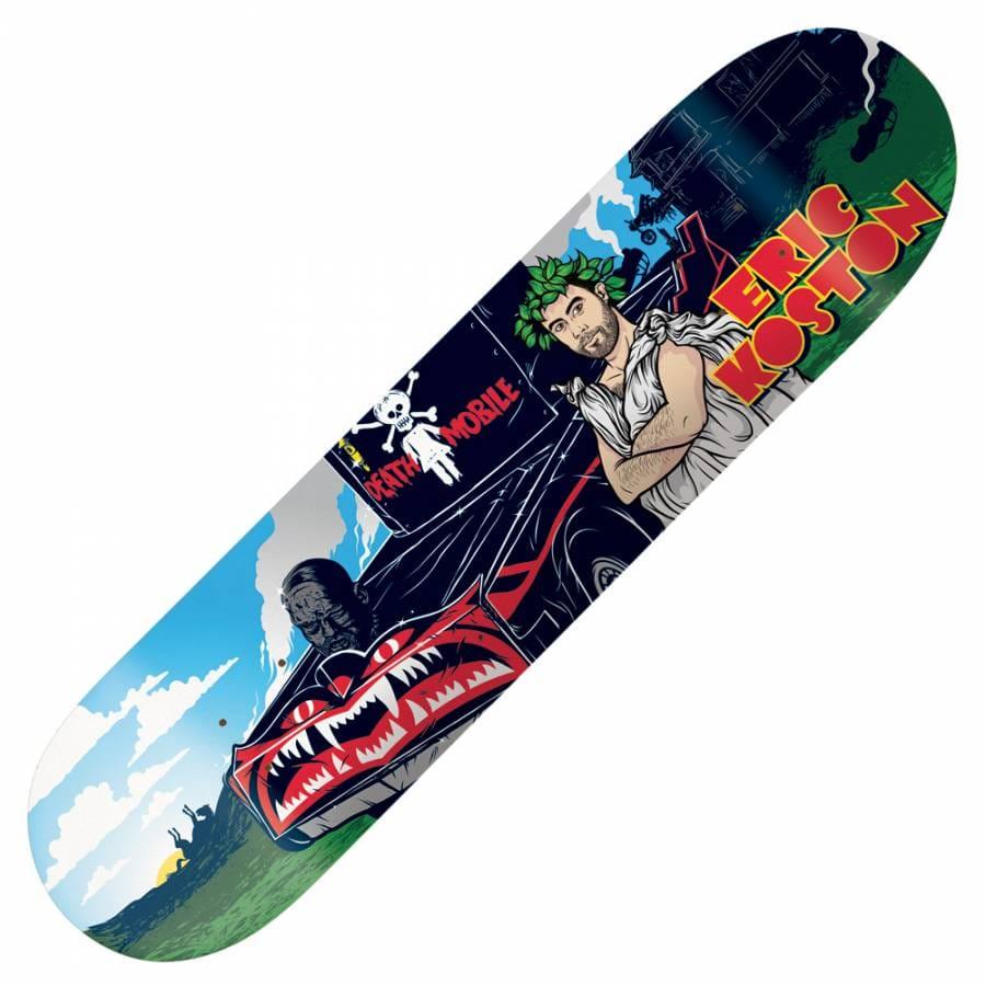 Girl Skateboards Girl Eric Koston Be Kind Rewind ...