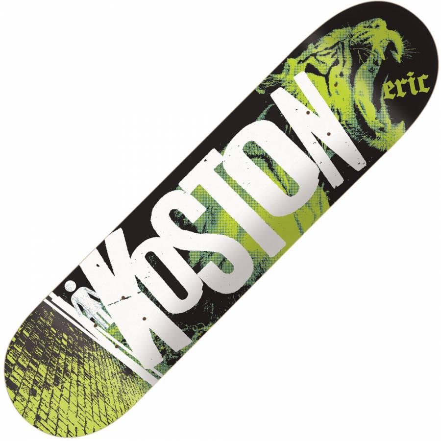 Girl Skateboards Girl Eric Koston Bend Big Girl Skateboard ...