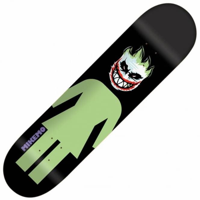 Girl skateboards girl mike mo joker skateboard deck 80 girl mike mo joker skateboard deck 80quot voltagebd Image collections