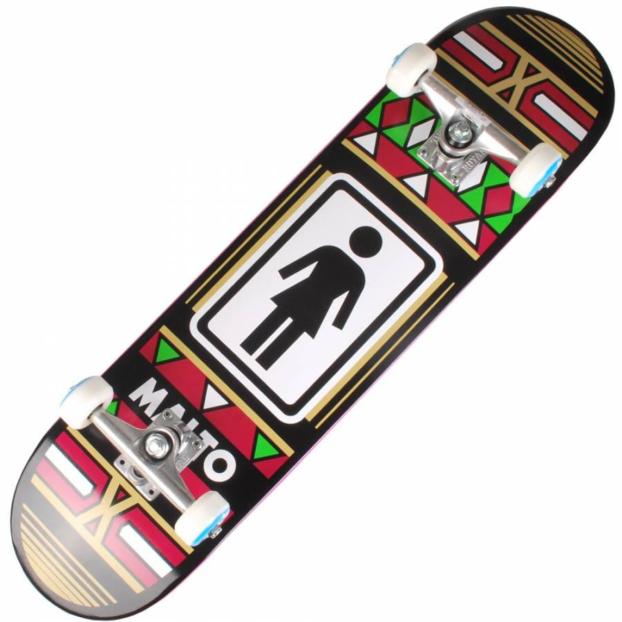Girl Skateboards Girl Sean Malto Futuro Complete