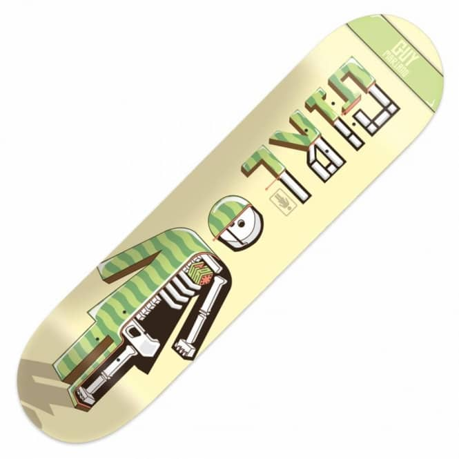 Girl Skateboards Mariano Adobe Skateboard Deck 8.125''