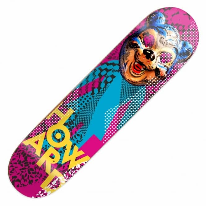 Girl Skateboards Rick Howard Candy Flip Skateboard Deck 8.5""