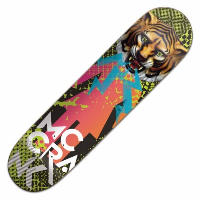 Girl Skateboards Rick McCrank Candy Flip Skateboard Deck 8.125""