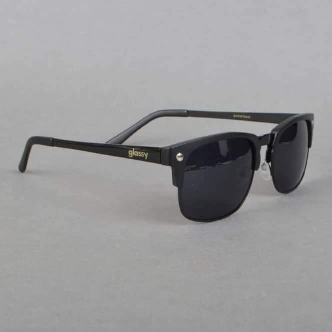 52bf131b88f Glassy Sunhaters P-Rod Polarized Sunglasses - Matte Black ...