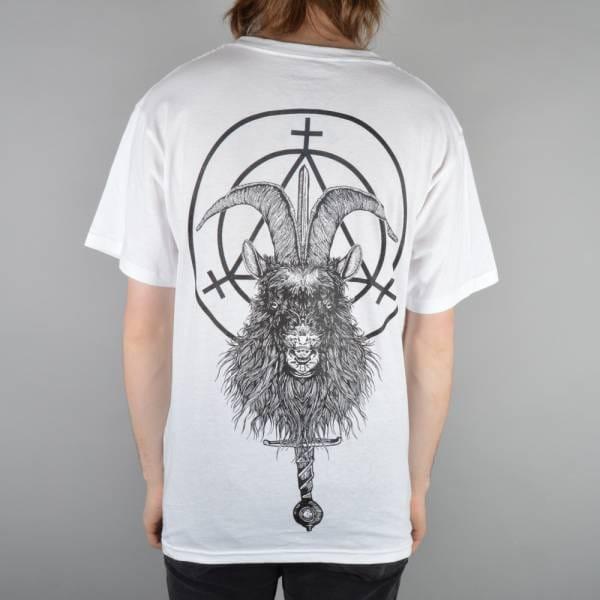 Thrasher Circuit Goat Tshirt Free Shipping