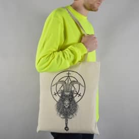 Goatwitch Tote Bag - Natural