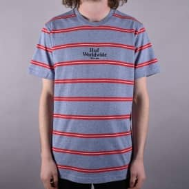 bc16fef8d3 Golden Gate Stripe T-Shirt - Blue