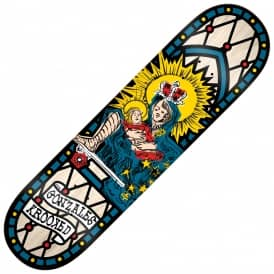 Gonzales Skate Mom (Full Shape) Skateboard Deck 8.38