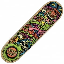 Santa Cruz Skateboards Gorenado Skateboard Deck 8.25""