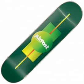 Gradient Forest Skateboard Deck 7.5