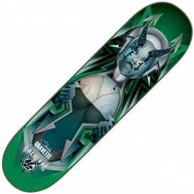 Gravette Bad Habits P2 Skateboard Deck 8.25