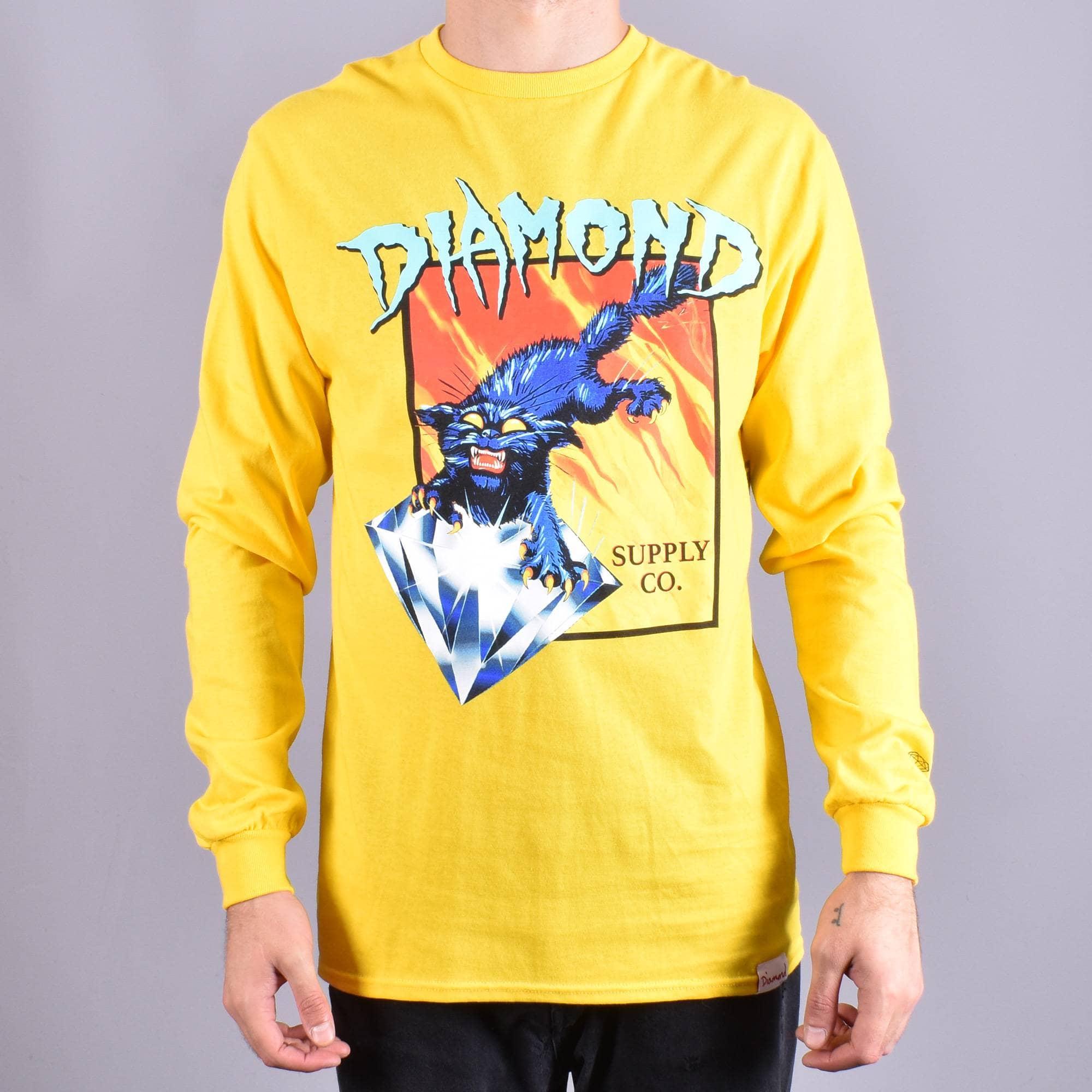 Diamond Supply Co BRILLIANT TANK White Red Skate Discounted Men/'s Tank Top