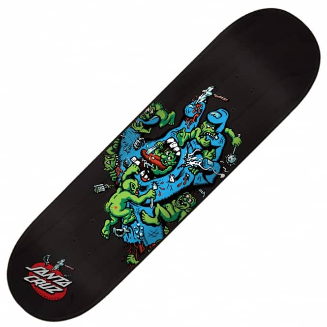 Santa Cruz Skateboards Gremlin Patrol Skateboard Deck 8.25''