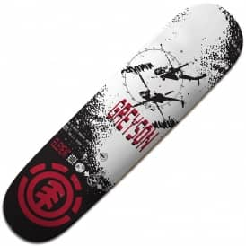 Element Skateboards Greyson Lo-Fi Skateboard Deck 8.25""