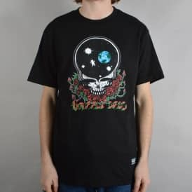 Grizz Your Face Skate T-Shirt - Black